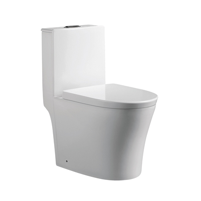 Binli® BL-151-OPT One-Piece Toilet, 1.28 &0.9 GPF