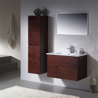 Modern Bathroom Vanities Cabinets Bathroom Place Miami - Bathroom place hialeah