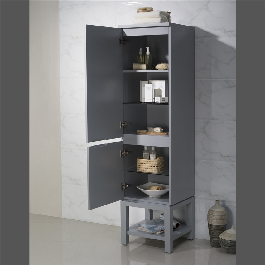 Ordinaire Linen Cabinet Emmet 18