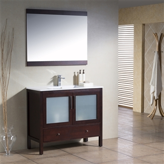 Vanity Fulton 40 with Porcelain Top