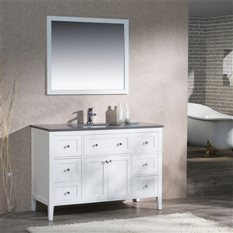 Quick View This Product Vanity Victoria 49 With Quartz Stone