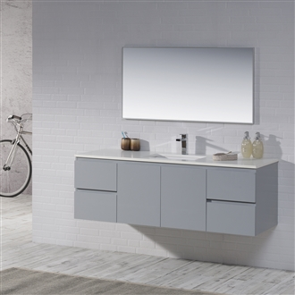 Vanity Adams 60 single - Quartz Stone