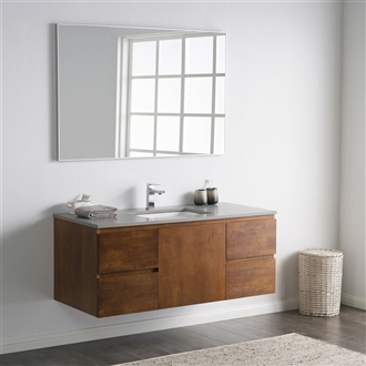 Quick View This Product Vanity Adams 49   Quartz Stone