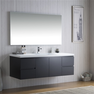 Quick View This Product Vanity Adams 60 S   Infinity Sink
