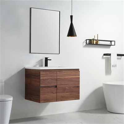 Vanity Logan 31 - Solid Surface