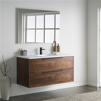 Vanity Alfred 49 - Solid Surface