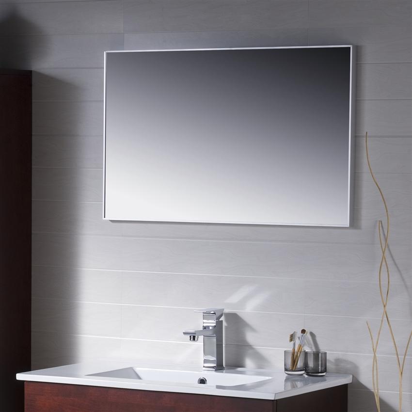 Metal Framed Mirror 24\