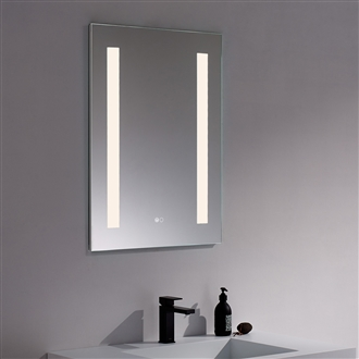 LED Mirror Cabinet 24""