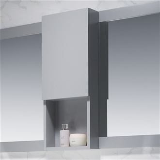 12'' Bathroom Side Cabinet