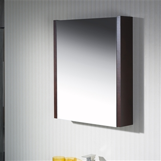 Quick View This Product Mirror Cabinet 24 With Wood Sides