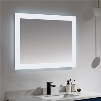 Hotel Lighted Mirror - 3 Sizes