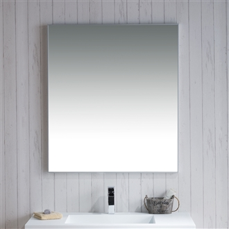"Metal Framed Mirror (large) 24"" to 72"""
