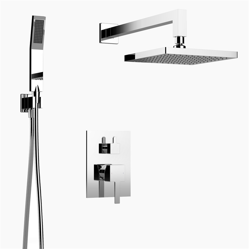 Inolav Holden Shower Set | Shower Set With Hand Shower