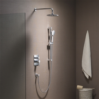 Wyatt Shower Set - Two Functions