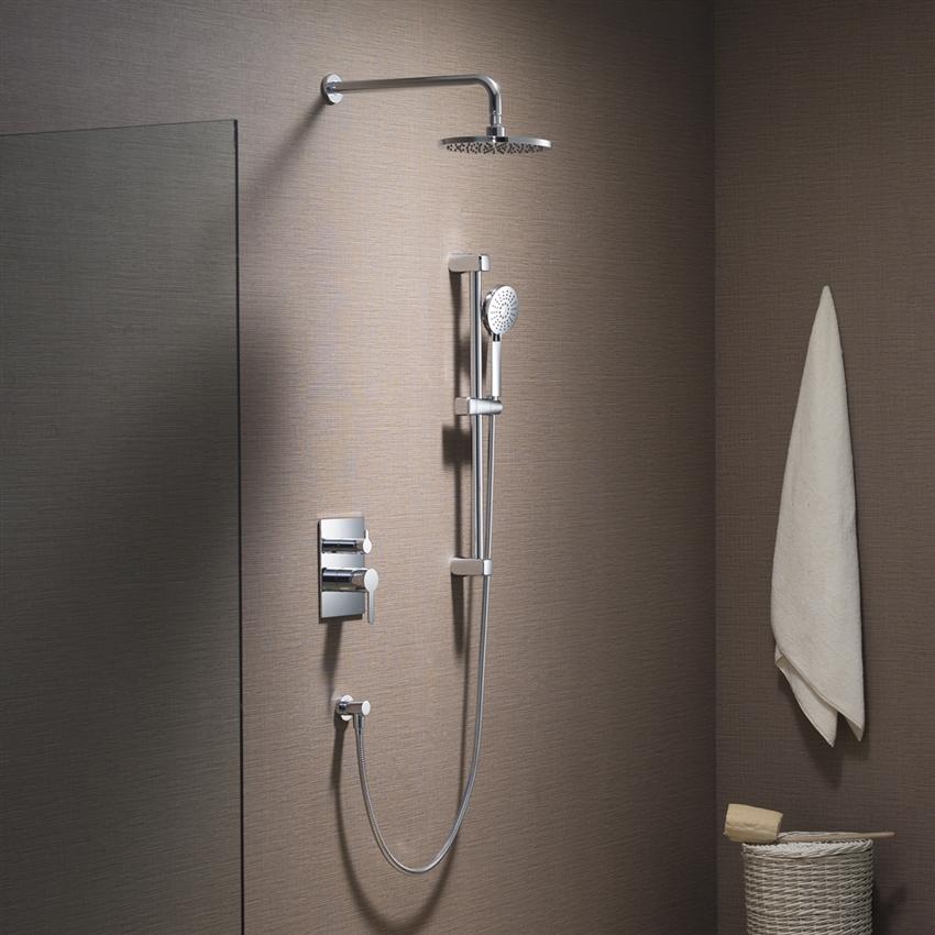 Inolav Wyatt Shower Set | Adjustable Handheld Shower System