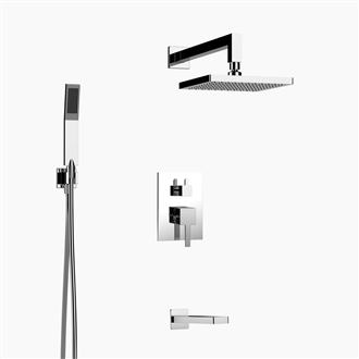 Inolav Gia Shower Set - Three Functions