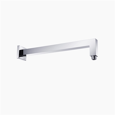 Square Shower Arm 15.75""