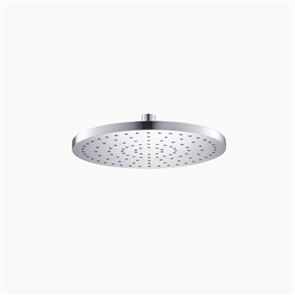 "Round Shower Head 8"" ABS"