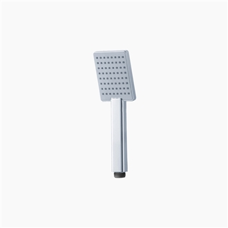 Square Minimalist Hand Shower
