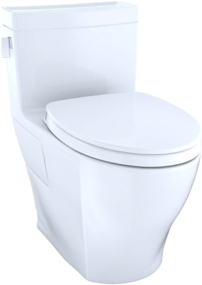 "Legatoâ""¢ One-Piece Toilet, 1.28GPF, Elongated Bowl"
