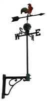 SK10065 - Cockrel Cast Iron Weathervane