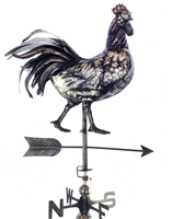 SK10105 - Stainless Steel Weathervane - Rooster