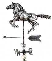 SK10107 - Stainless Steel Weathervane - Horse