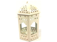 SK9642 - Moroccan candle holder t light lantern