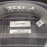 Calvin Klein Men's Steel+ Classic Regular Fit Shirt