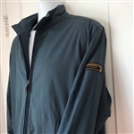Abercrombie & Fitch Canvas Zip Lined Garage Jacket