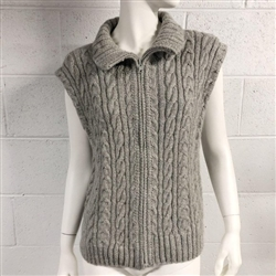 Indigenous Designs Alpaca Knit Vest