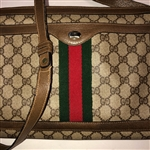 AUTHENTIC Gucci Monogram GG Canvas Bag