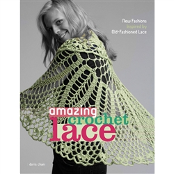 Amazing Crochet Lace