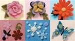 Clover: Needle Felting Applique Mold
