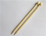 "Skacel Bamboo Knitting Needles - 10"" x US Size 13 (9.0mm)"