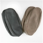 Fiber Trends: Slipper Suede Soles
