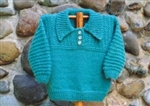 Polo Sweater for baby
