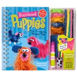 Klutz: Fuzzimal Puppies Book Kit