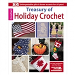 Crochet: Treasury Of Holiday Crochet