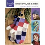 Threads: Felted Scarves, Hats & Mittens
