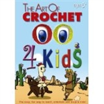 (The) Art of Crochet 4 Kids DVD