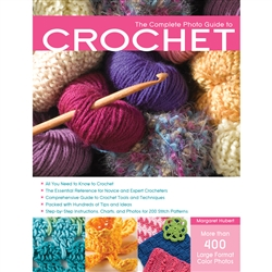 (The) Complete Photo Guide to Crochet