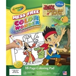 Crayola Mess Free Coloring Jake