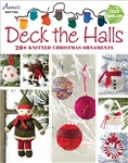 Deck the Halls 20+ Knitted Christmas Ornaments