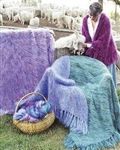 Marvelous Mohair Shawls & Afghans