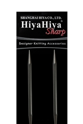 HiyaHiya SHARP Stainless Steel Circular 16""