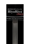 HiyaHiya SHARP Stainless Steel Double Points 6""