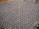 Spanish Lace Shawl