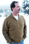 Neck Down Cardigan For Men