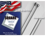 Kollage Square Single Pointed Needles 10""